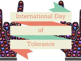 International Tolerance Day