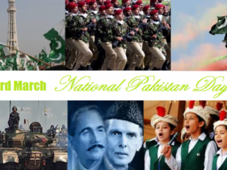 National Pakistan Day