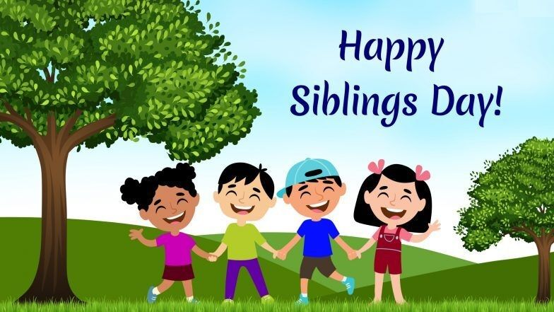 National Siblings Day 2021 Quotes Wishes Greeting And Images
