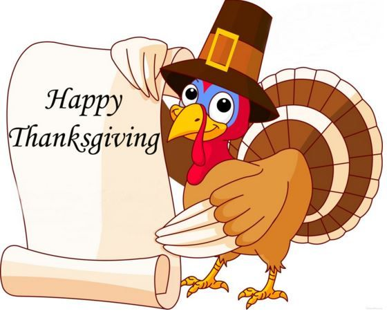 Thanksgiving Day Image for Friends