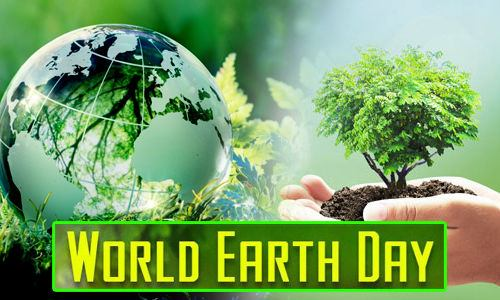 World earth day image