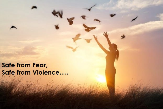 save from fear save from violence