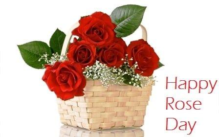 Rose Day Greeting
