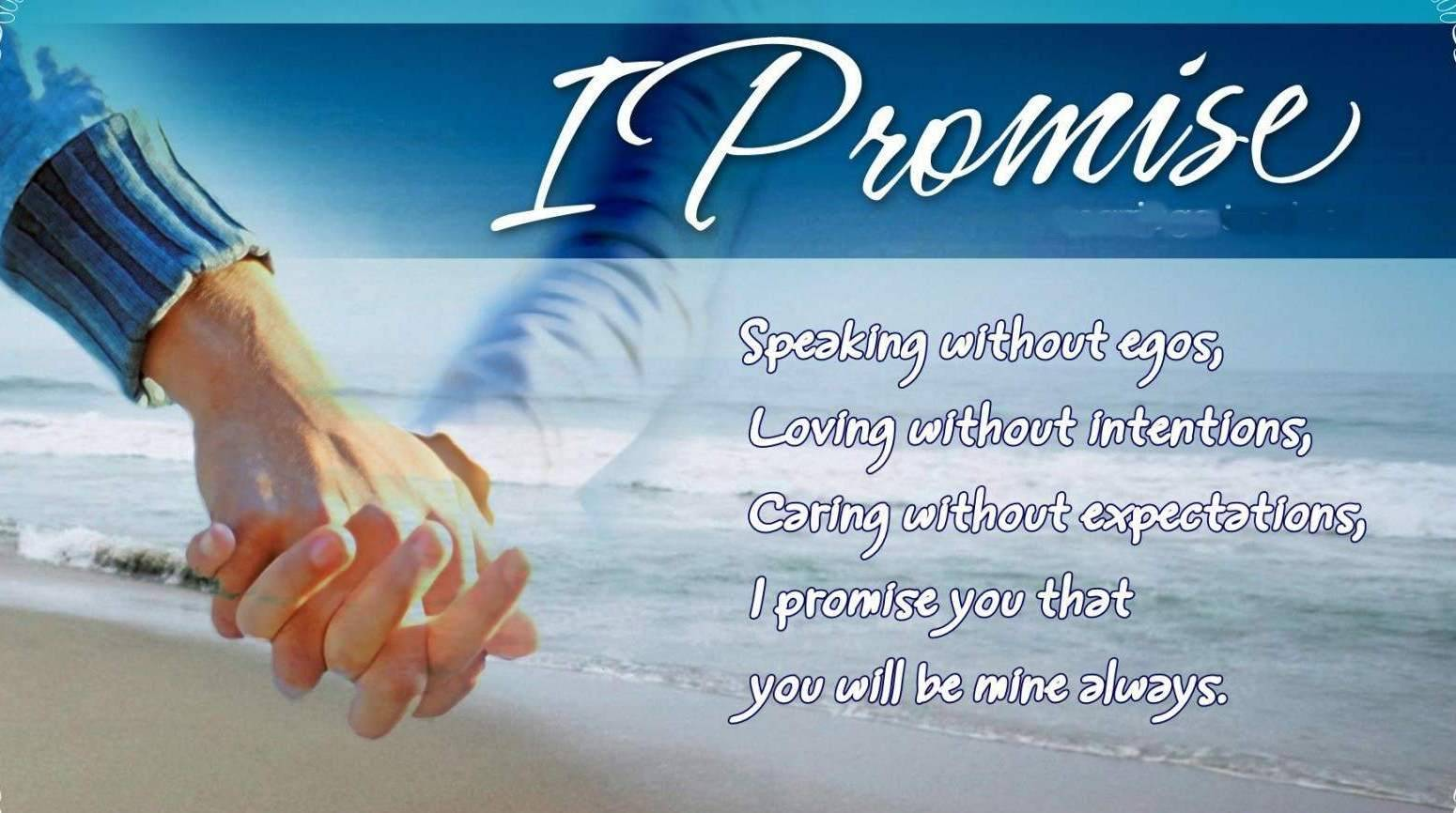 Promise Day Greeting