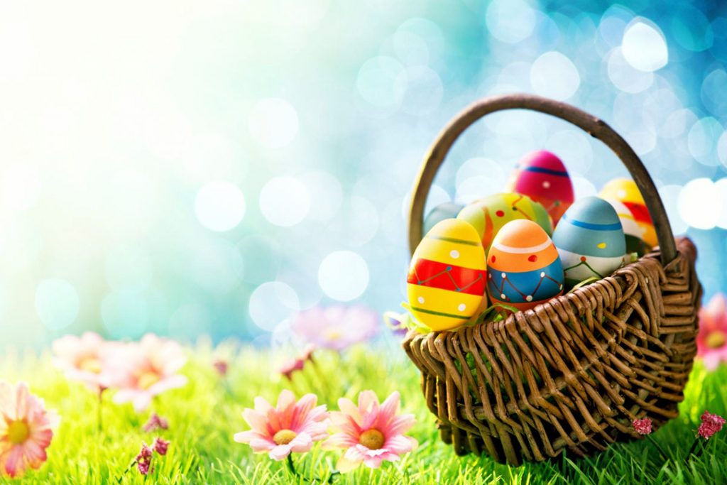 Easter Egg Basket Ideas