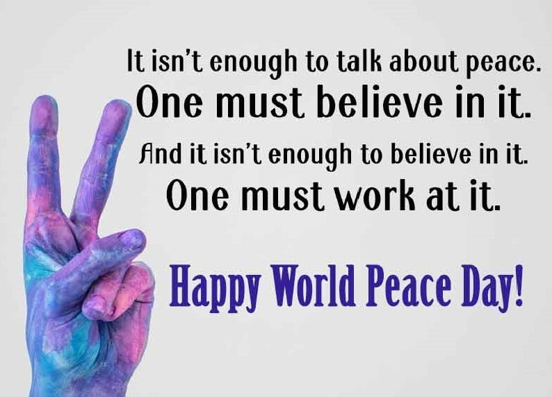 International Day of Peace Picture