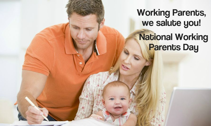 Working Parents Day Wishes