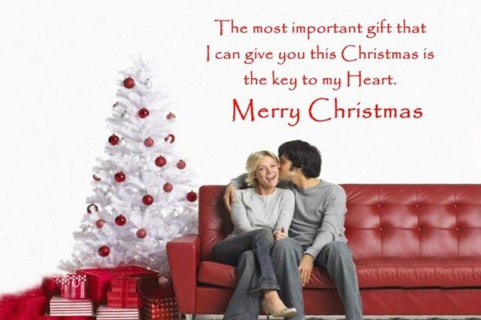 Merry Christmas Wishes for Boyfriend