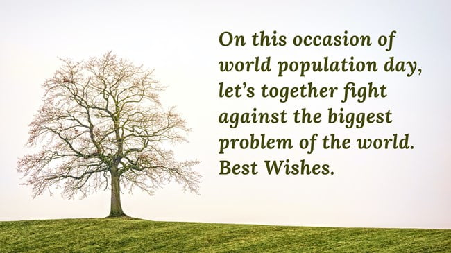 world population day picture