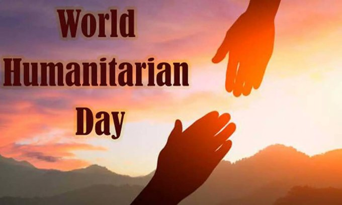 World Humanitarian Day Picture